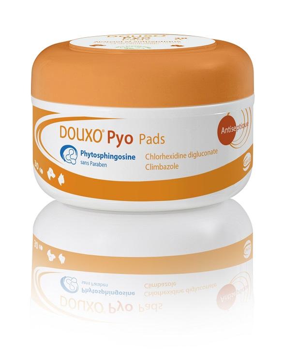 Produktvorschau für Douxo® Pyo Pads