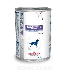 Produktvorschau für ROYAL CANIN SENSITIVITY CONTROL Ente&Reis